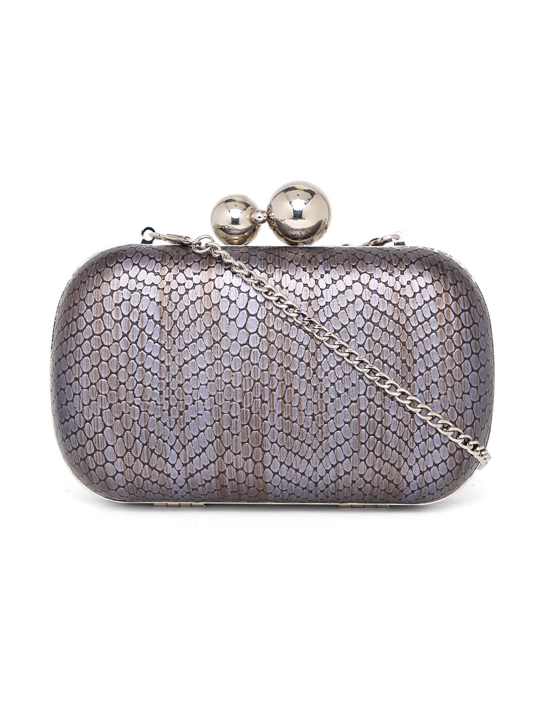 Kiss Lock Clutch Bag