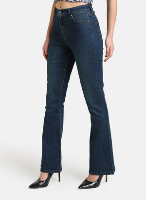 BELLBOTTOM FLARED JEANS