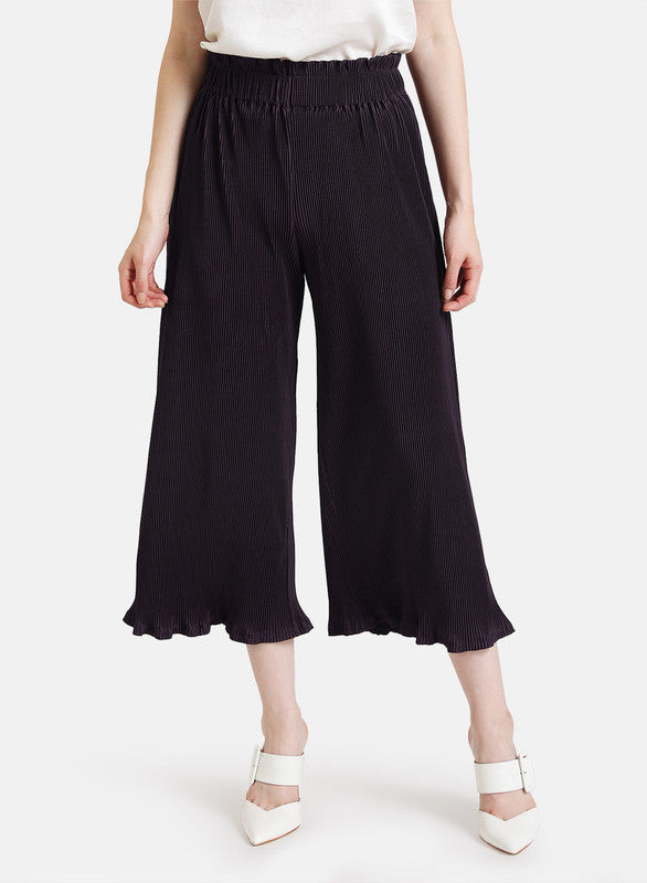 PAPERBAG PLEATED CULOTTES