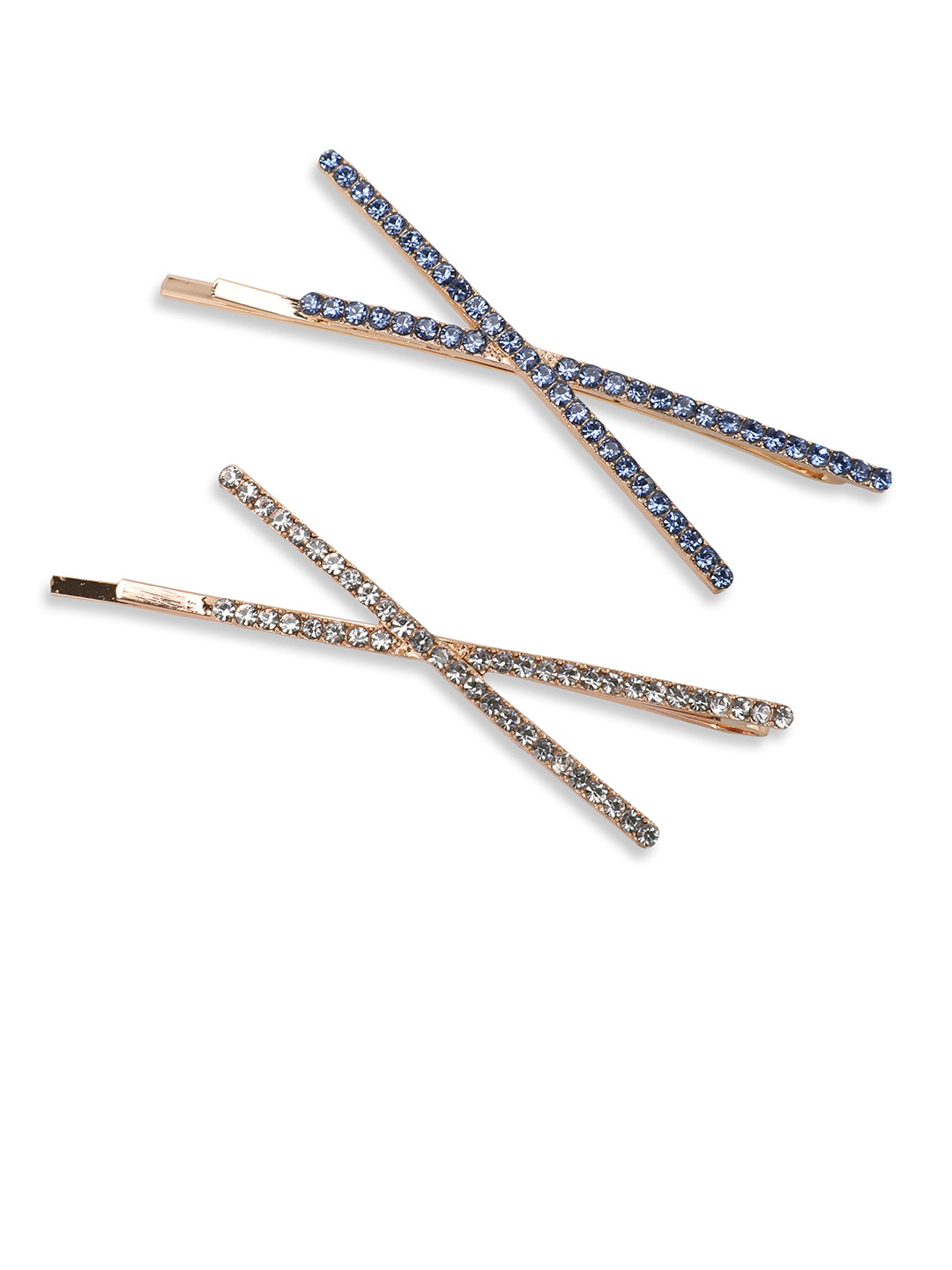 SPARKLE & STYLISH HAIR PINS