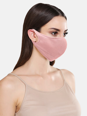 Classic 3 Layer Face Mask With Inbuilt Ear Loops