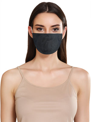 CHAMBRAY UNISEX FACE MASK