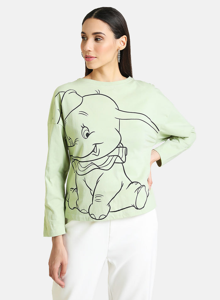 DUMBO © DISNEY FULL SLEEVE T-SHIRT