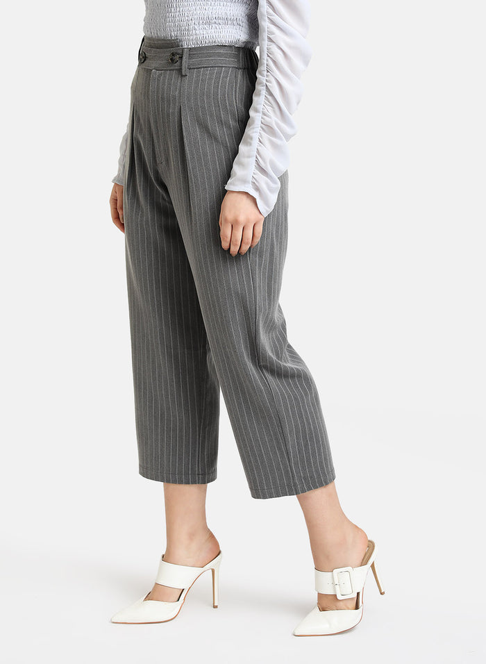 WAIST BAND DETAILED CULOTTES