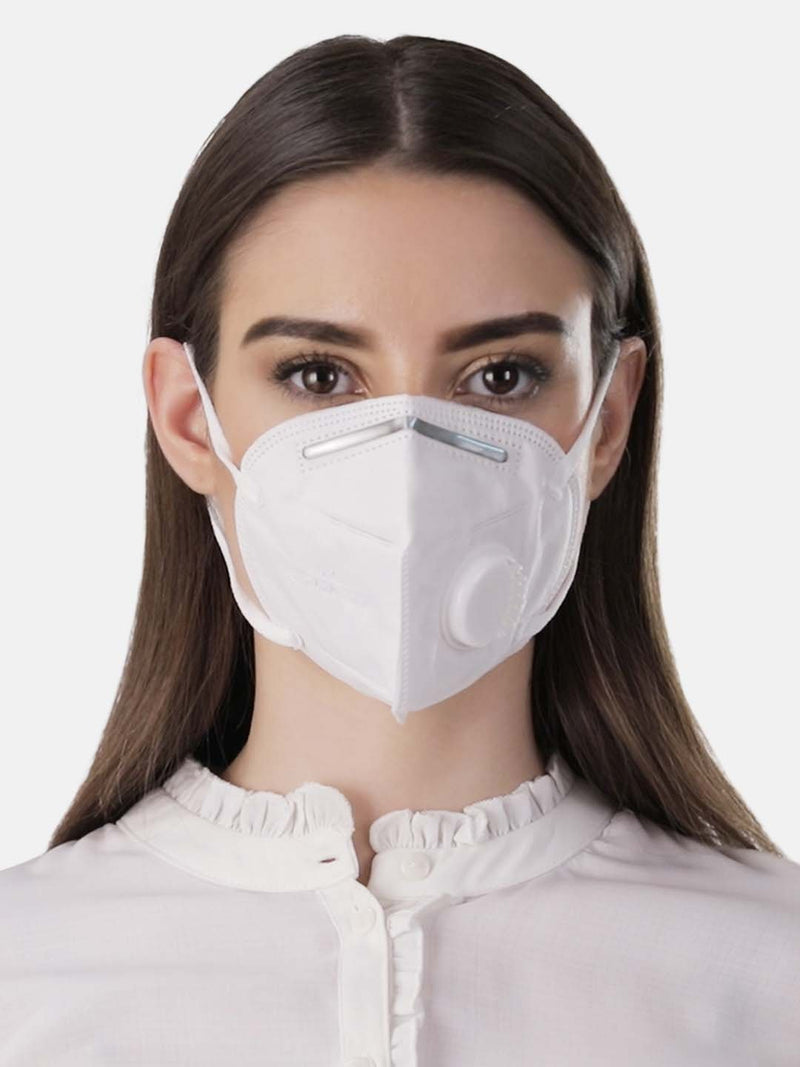 N95 Mask with Respirator