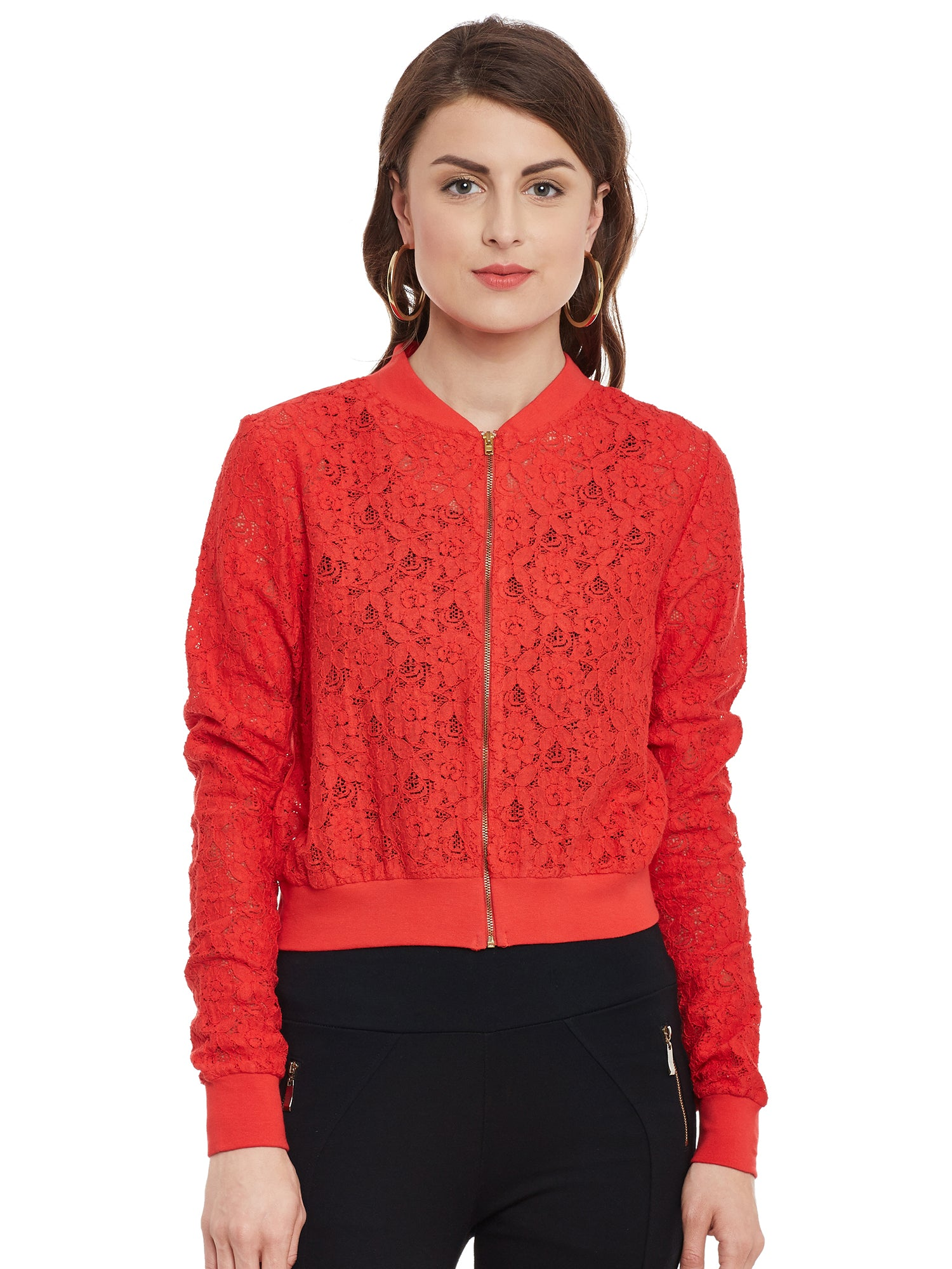 SHEYA LACE JACKET