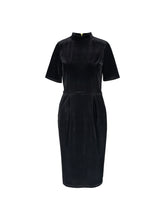 Lataa kuva Galleria-katseluun, Timeless Dress, Velvet Black