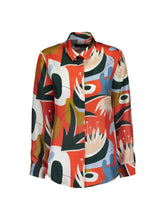 Load image into Gallery viewer, Charming Shirt, Kyoto Red