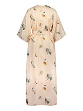Load image into Gallery viewer, Compassionate Wrap Dress, Summer Wind Champange