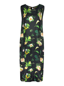 Flow Maxi Dress, Winter Garden (Store Tampere)