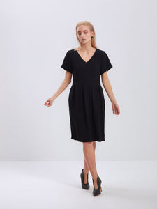 Delusion Dress, Black (Uhana Store Tampere)
