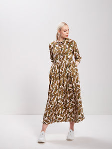 Creative Dress, Leopard