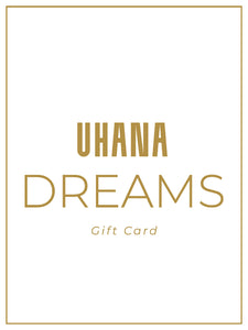 Uhana Dreams Gift Card 49€