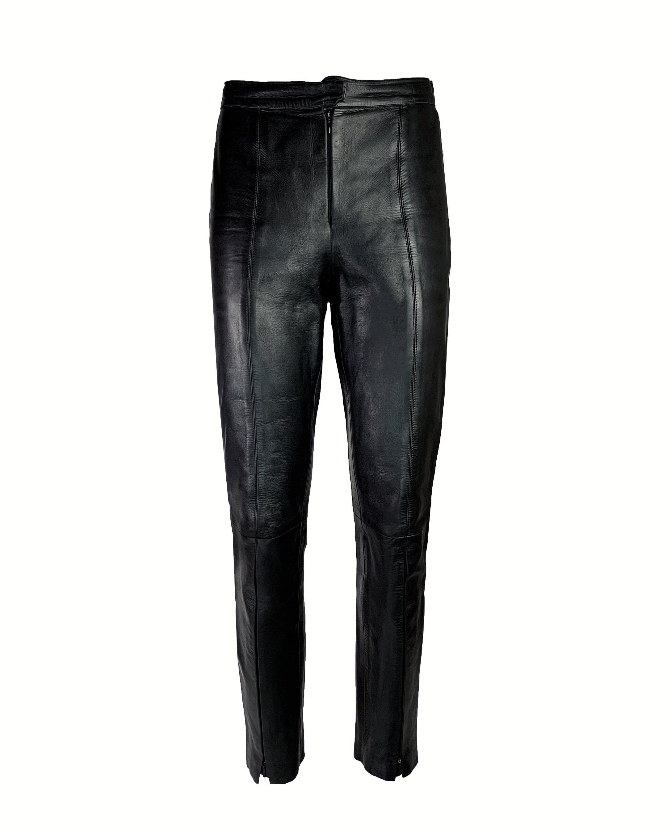 Gucci Spring 1999 Leather Pants