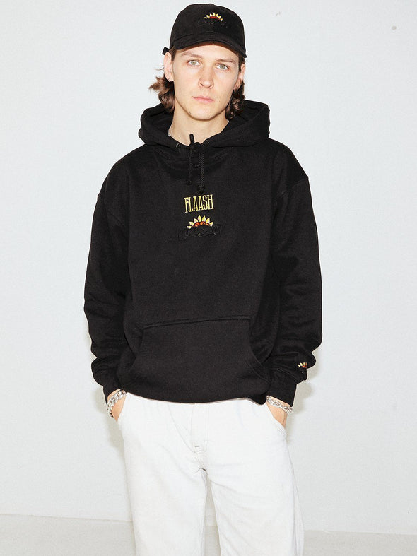 Neighbour Hoodie - Black Flaash Apparel