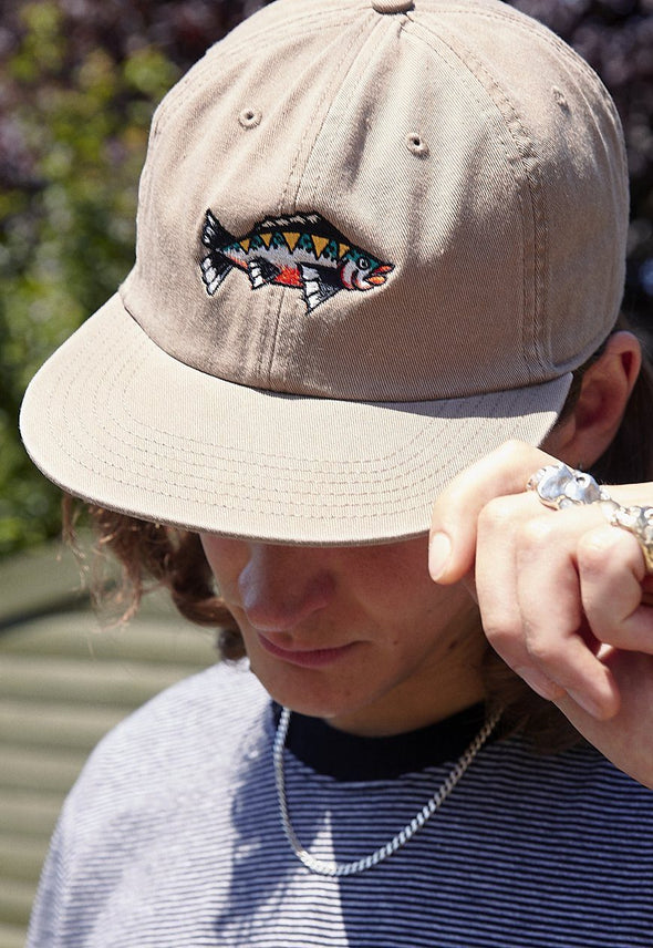 Sleep with the Fishes Cap Flaash Apparel