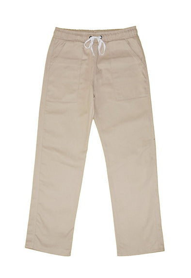 Fatigue Cruiser Trousers Cream Flaash Apparel