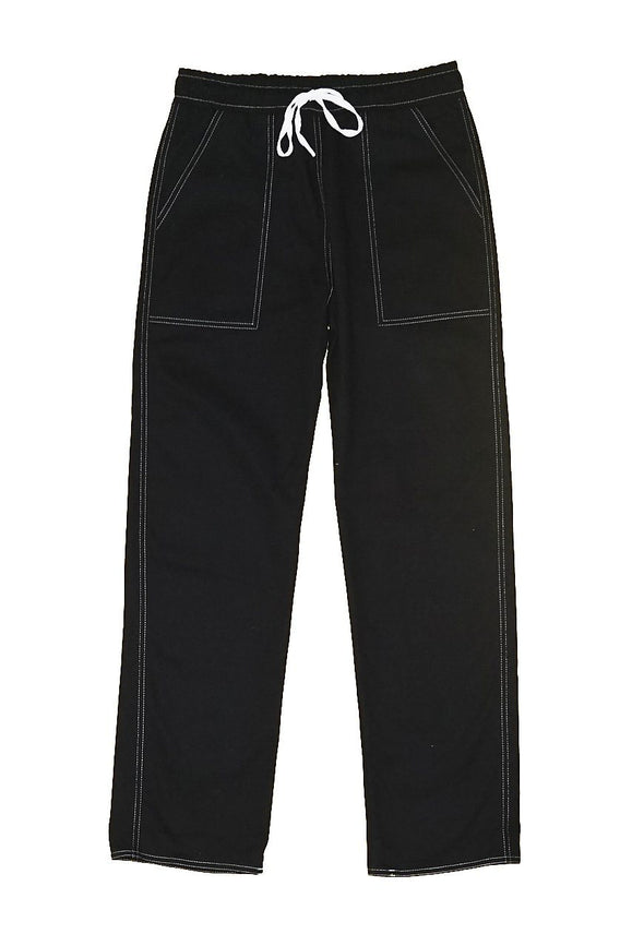 Fatigue Cruiser Trousers Black Flaash Apparel