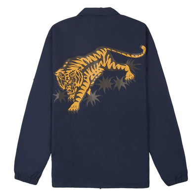 Los Tigres Coach Jacket Flaash Apparel