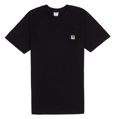 Panther Pocket Tee - Black flaash apparel1