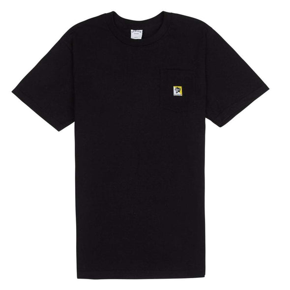 Panther Pocket Tee - Black