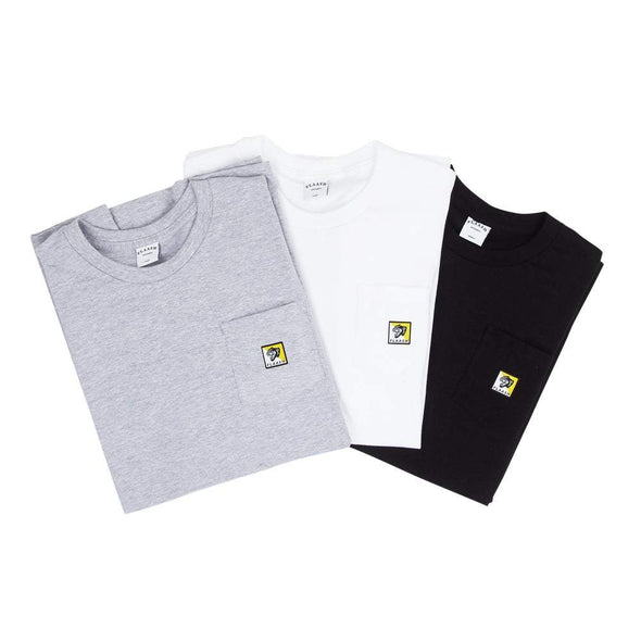 Pocket Tees - Pack of Three