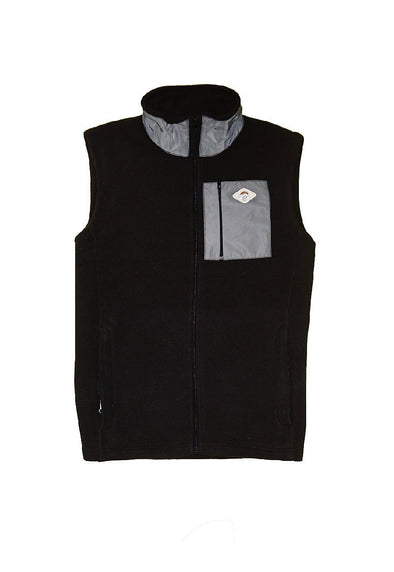 Edmund Fleece Gillet Flaash Apparel