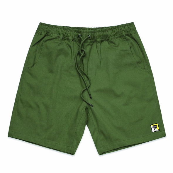 Cruiser Shorts - Olive flaash apparel1