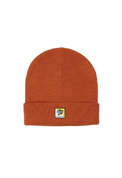 Panther Beanie - Orange Flaash Apparel