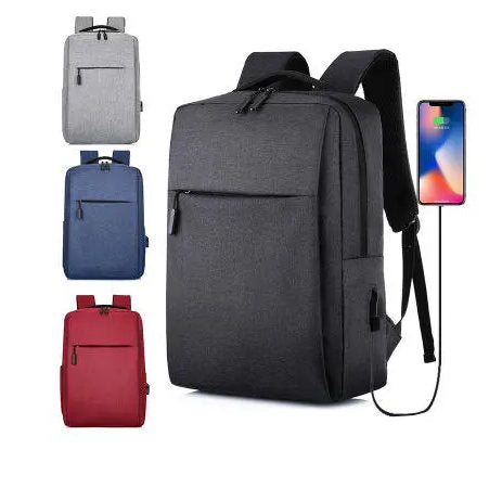 Mi Backpack Classic Business Backpacks 17L Capacity 15-inch Laptop Bag-(BN-002-1494558)