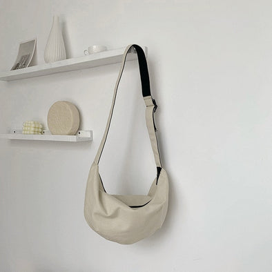 Fashion Women Large Capacity Canvas Shoulder Bags-(WHSK-005)