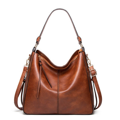 Women Soft PU Leather Bags Crossbody Bag-(WHSN-011)