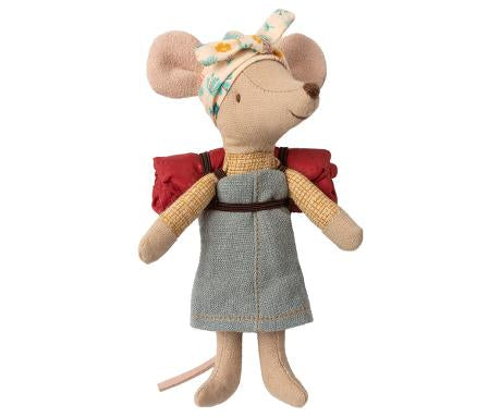Maileg Hiking Mouse, Big sister