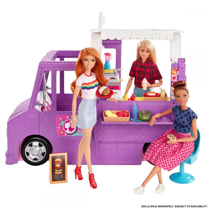 Barbie Food Truck