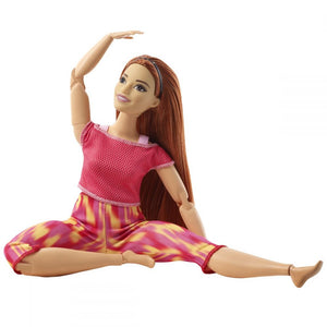 Barbie - Made to Move dukke