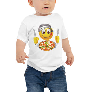 Baby pizza t-shirt