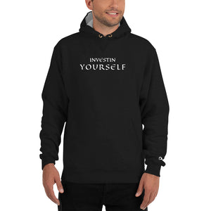 Invest In Yourself Champion Hoodie