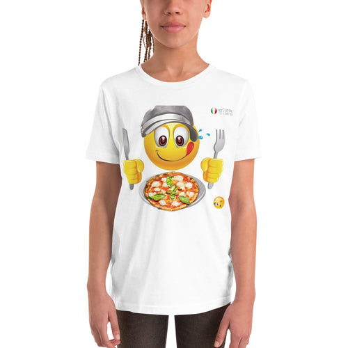 V3SH tshirt guys love pizza
