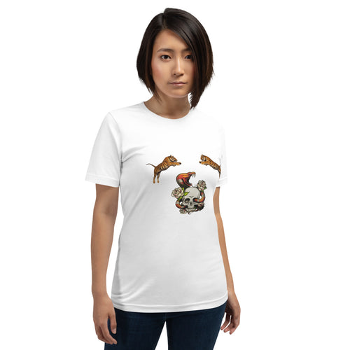Jungle Fantasy Unisex T-Shirt V3SH