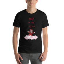 Load image into Gallery viewer, Head in the cloud T-shirt V3SH