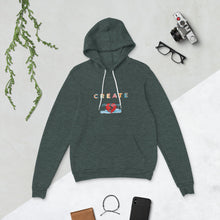Load image into Gallery viewer, Hoodie Create unisex No Signal