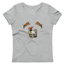 Load image into Gallery viewer, Women's fitted eco tee
