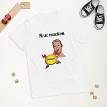 Load image into Gallery viewer, First Reaction Shock children's t-shirt