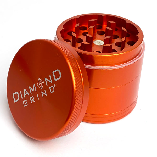 DIAMOND GRIND • MEDIUM • ORANGE