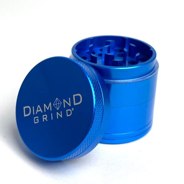 DIAMOND GRIND • SMALL • BLUE