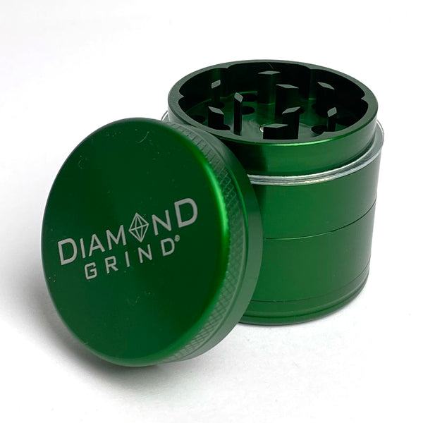 DIAMOND GRIND • SMALL • GREEN
