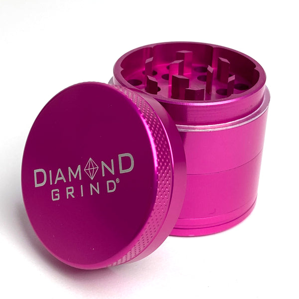 DIAMOND GRIND • SMALL • PINK
