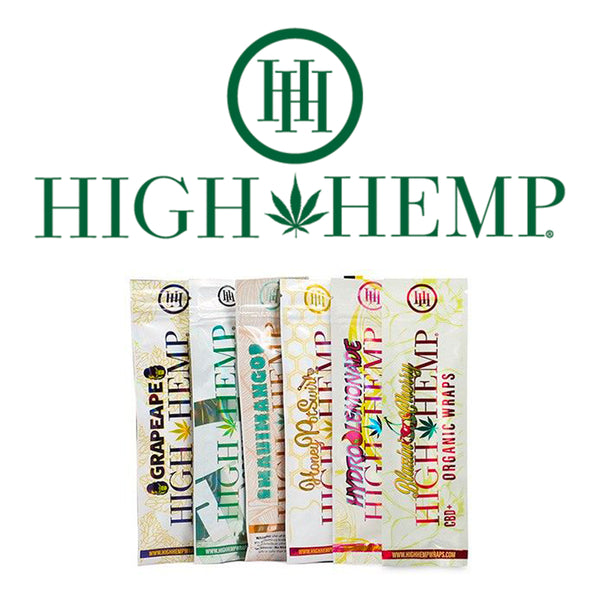 High Hemp Wrap Bundle
