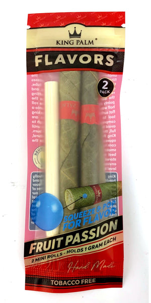 King Palm Mini 2pk Fruit Passion