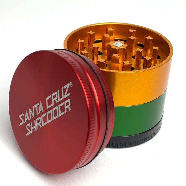 SANTA CRUZ GRINDER • MEDIUM • RASTA